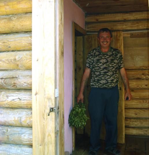 Баня в Завьялово гарантирует хорошее настроение и сибирское здоровье